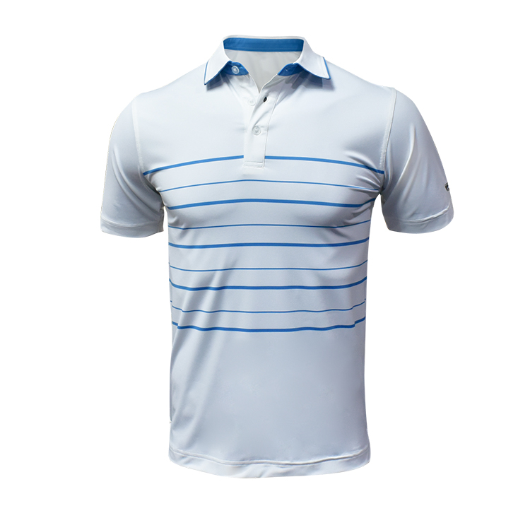 Amazon Top Seller New Products Men T Shirt Breathable Golf Polo Shirt Polyester And Spandex
