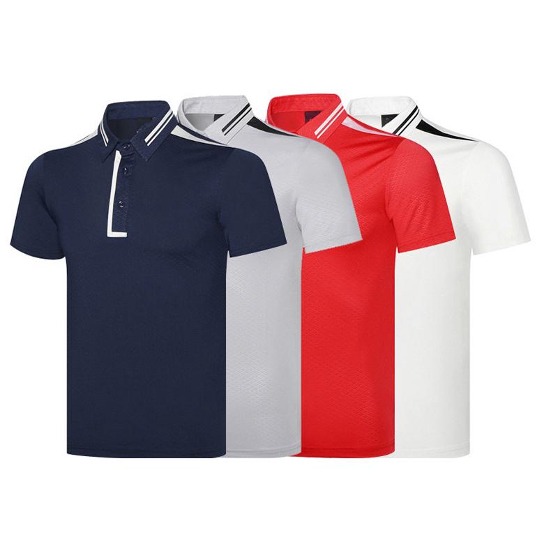 Polo T-Shirt Stampa 2021 Collezione di Polo della maglietta di Poliestere Spandex Miscela di Sublima
