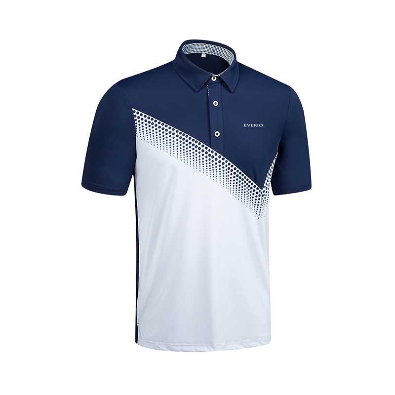 Wholesale Amazon Hot Selling High Quality T-Shirts for Men's Golf Sports Polo Shirts