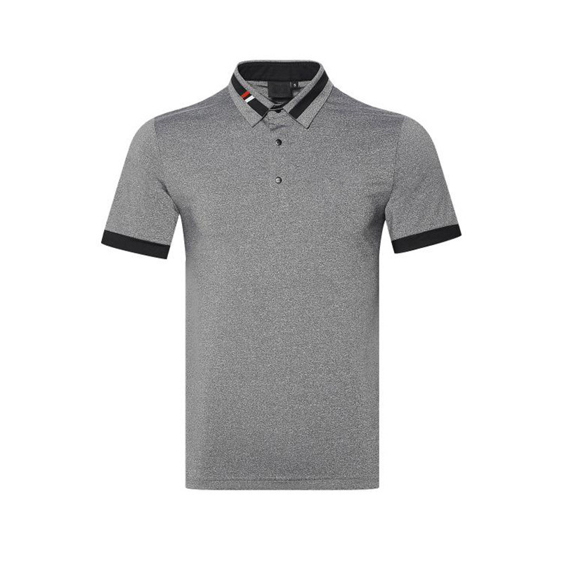Wholesale customized Chinese popular golf clothes and sports t-shirts