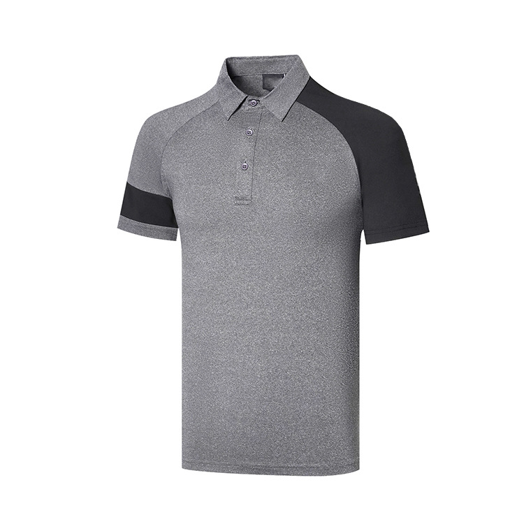 Personalized custom processing hot sale men's Polo T-shirt