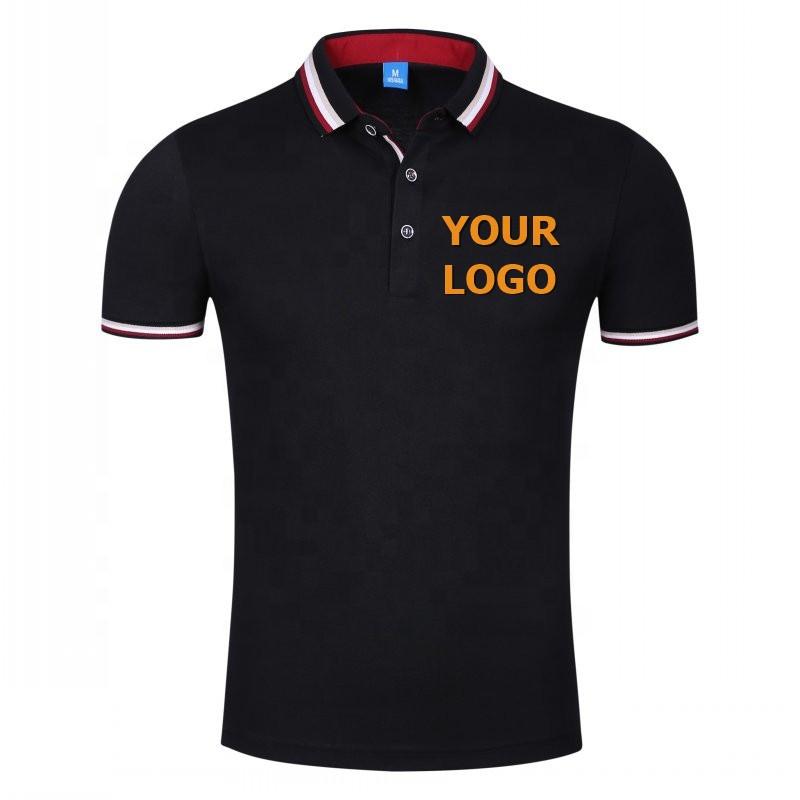 Best Quality Polo Shirts Custom Golf Tennis Shirts Wholesale Men's Clothing China Factory