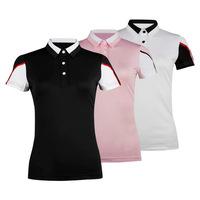 Good quality Women's golf t-shirt OEM
