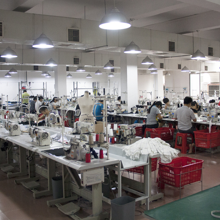 Garment manufacturer factory