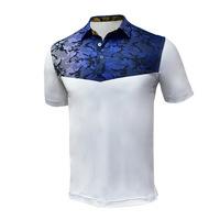 Polo Shirt Wholesale Custom Man Golf Polo Shirt china