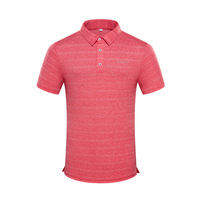 Low MOQ custom polo shirts golf apparel