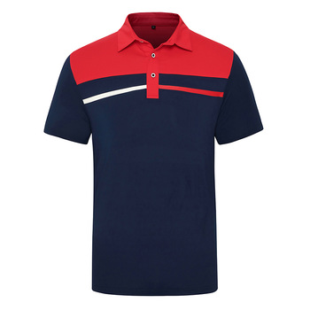 golf clothes quick-drying jersey polo shirt Direct supply from wholesalers