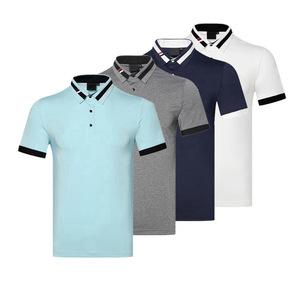 wholesale custom short sleeve women's golf clothes