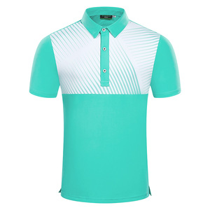 Custom Design Short Sleeve Shirt Golf Polo Shirts wholesale